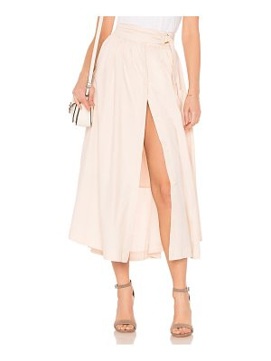 FREE PEOPLE Dream Of Me Midi Skirt