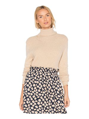 GANNI Mercer Turtleneck Sweater