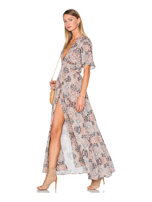 HOUSE OF HARLOW 1960 X Revolve Blaire Wrap Maxi