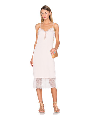 HOUSE OF HARLOW 1960 1960 X Revolve Emma Lace Hem Slip Dress