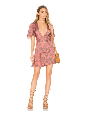 HOUSE OF HARLOW 1960 X Revolve Harper Wrap Dress