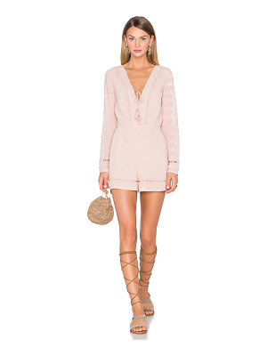 House of Harlow 1960 x REVOLVE Mila Long Sleeve Romper