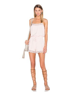 HOUSE OF HARLOW 1960 1960 X Revolve Nora Lace Detail Romper