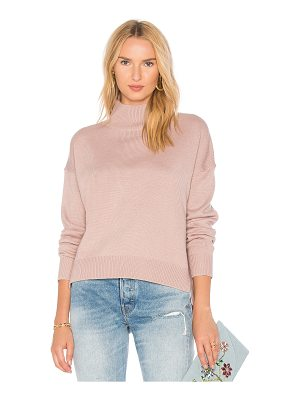 J.O.A. Oversized Turtleneck Knit