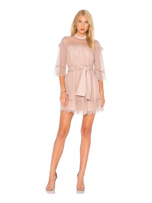 KEEPSAKE Slide Mini Dress