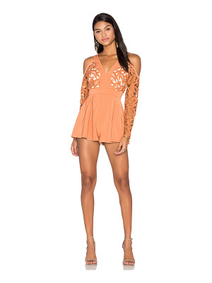 Keepsake The Moment Lace Romper
