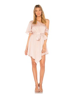 Keepsake Transcend Mini Dress