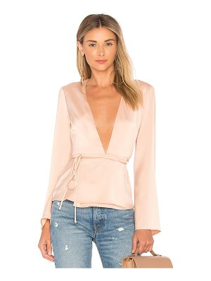 L'Academie The Eliot Blouse