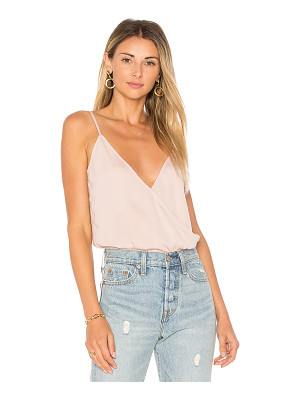 L'ACADEMIE The Surplice Bodysuit