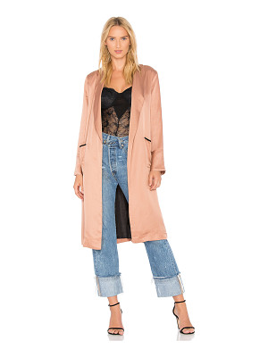 Line & Dot Aida Coat