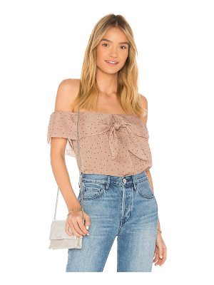 Line & Dot Allegra Top