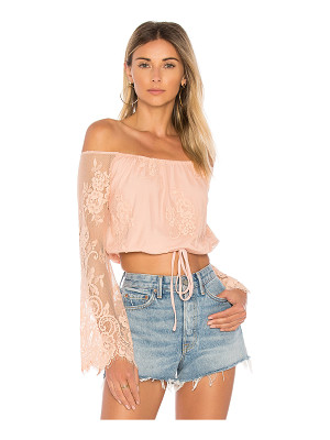 Lovers + Friends Lady Love Top