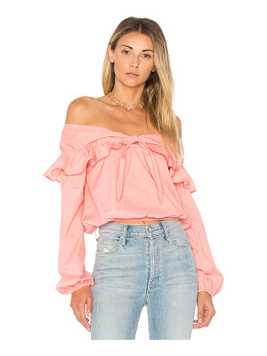 LOVERS + FRIENDS X Revolve Rebecca Top