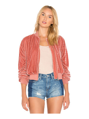 Lovers + Friends x REVOLVE The Leighton Bomber