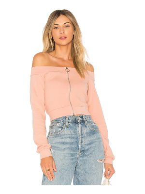 Lovers + Friends x REVOLVE Weston Zip Up