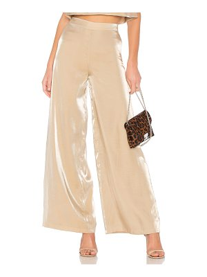 LOVERS + FRIENDS Zoey Wide Leg Pants