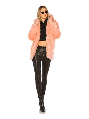 LPA Faux Fur Jacket 84