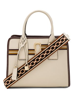 Marc Jacobs Striped Big Shot Bag