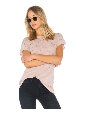 MATE THE LABEL Kat Tee Distressed