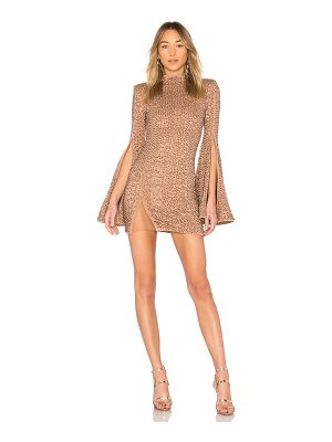 Michael Costello x REVOLVE Mr. Gibson Mini Dress
