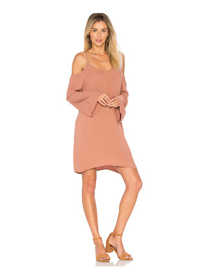 MICHAEL LAUREN Gillis Bell Sleeve Dress