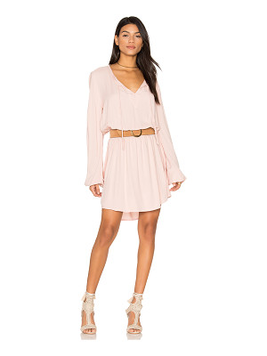 MICHAEL LAUREN Quintin Long Sleeve Dress
