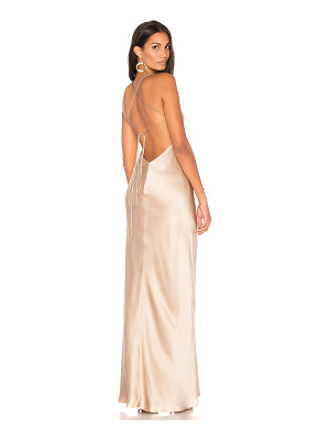 MICHELLE MASON Cut Out Gown