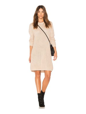 Minkpink Don't Cross Me Lace Up Knit Dress