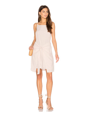 MINKPINK Island Tie Front Dress