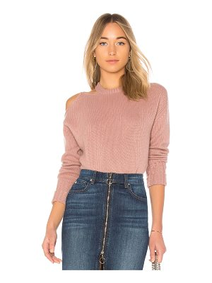 NAADAM Cut Out Cashmere Pullover