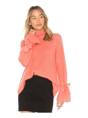 NAADAM Turtleneck Oversized Sweater