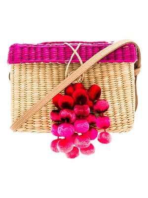 NANNACAY Roge Medium Pompom Bag