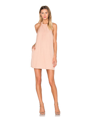 NBD x REVOLVE Don't Turn Back Dress