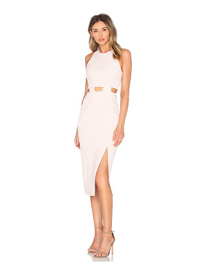 NICHOLAS Bandage Waist Cut Out Dress