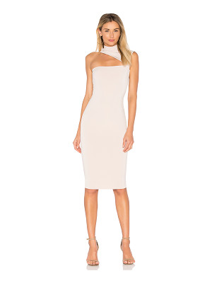 Nookie Charlize High Neck Dress