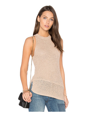 ONE GREY DAY Evie Sleeveless Sweater