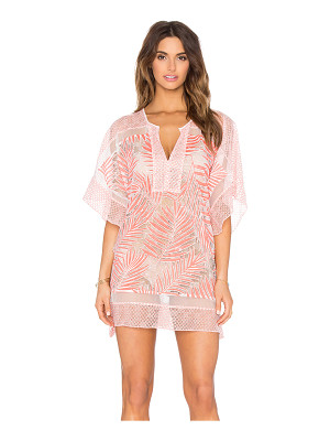 PARKER Beach Palm Cover Up