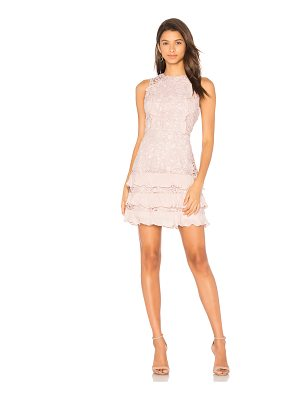 PARKER Zahara Ruffle Dress