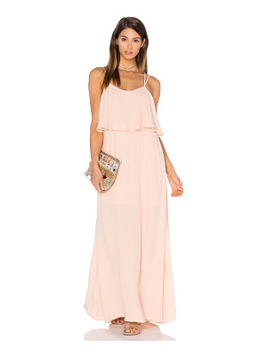 PINK STITCH Alexa Maxi Dress