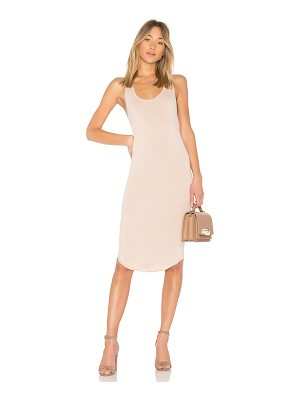 PRIVACY PLEASE Racerback Midi Dress