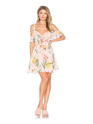 PRIVACY PLEASE X Revolve Hamlet Dress