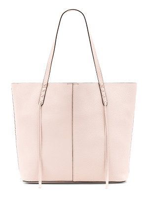 Rebecca Minkoff Medium Unlined Tote With Whipstitch