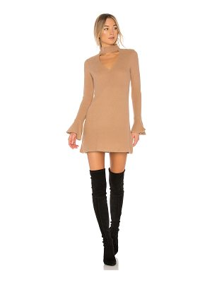 SAYLOR Sienna Bell Sleeve Dress