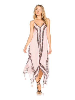 Seafolly Border Print Dress