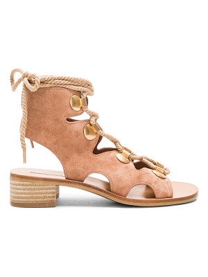 SEE BY CHLOE Lace Up Sandal