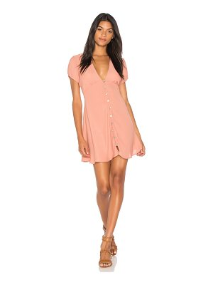 SHOW ME YOUR MUMU Robyn Babydoll Dress