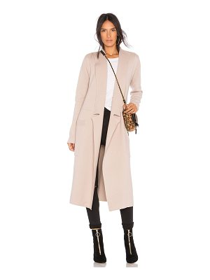 SOIA & KYO Annabelle Trench Coat