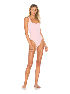 SOLID & STRIPED Solid & Staud The Veronica One Piece