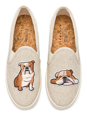 SOLUDOS Bulldog Slip On Sneaker
