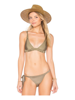 SOMEDAYS LOVIN Sunspell Triangle Bikini Top